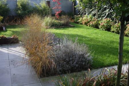 de buitenkamer tuinontwerp tuin in Wijchen