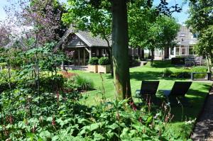 de levende tuin, Grave, Biblioplus, Leestuin,Tuinontwerpdag, Nationale Tuinweek
