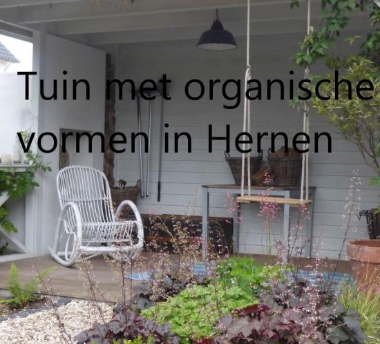 de Buitenkamer, Marion Vermeulen, Tuinidee, Gassel, Hernen, tuinontwerp, organische tuin, de levende tuin, tuinhuis, veranda